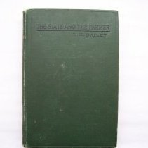 Image of The State And The Farmer - Liberty Hyde Bailey