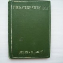 Image of The Nature Study Idea  - Liberty Hyde Bailey