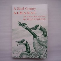 Image of A sand County Almanac and sketches here and there - Aldo Leopold