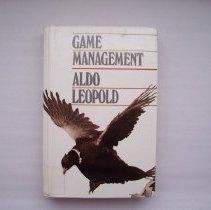 Image of Game Management - Aldo Leopold