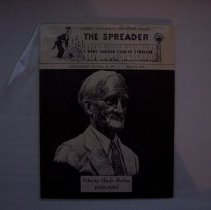Image of The Spreader -
