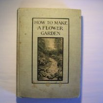 Image of How to Make a Flower Garden - Liberty Hyde Bailey