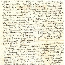 Image of letter 3 18 1940 page 2