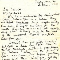 Image of letter 3 29 1940 p 1