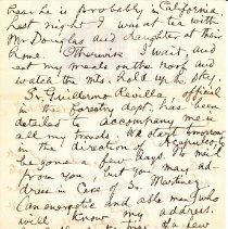 Image of letter page 2 of 2