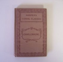 Image of Harper's School Classics: Charlemagne -