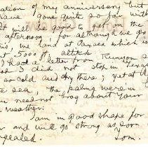 Image of letter 3 15 1940 page 2