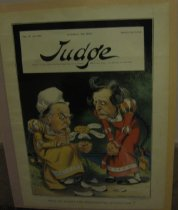 Image of Judge cover Oct. 1899
