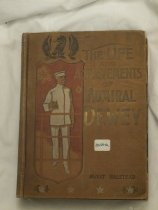 Image of a biography of Admiral George Dewey - Book