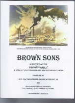 Image of A history of the Brown family of Western Pennsylvania and the Pittsburgh region - Book