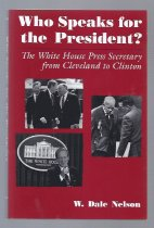 Image of Explores the history of the office of White House Press Secretary from its inception through the late 20th century. - Book