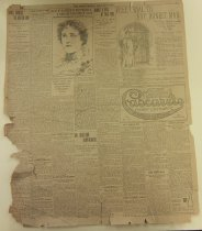 Image of The World, February 20, 1898; there is only one picture of the item.  - Newspaper
