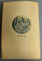 Image of Antietam booklet back