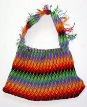 Image of Twenty-first century bilum bag from Papua New Guinea
