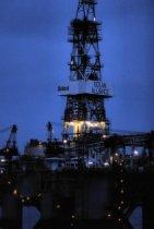 Image of Ocean Alliance, oil rig platform, 1987