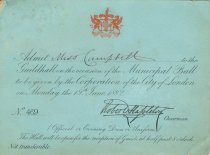 Image of Inverclyde Archives: Family, Personal and Estate Records - FP77/6/11