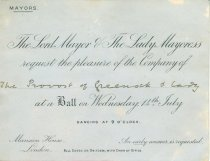 Image of Inverclyde Archives: Family, Personal and Estate Records - FP77/6/6