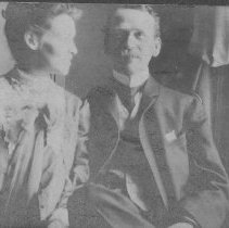 Image of Marion Jones Farquhar and David Webber Farquhar - undated