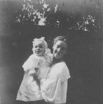 Image of Marion Jones Farquhar and John P. Farquhar - undated