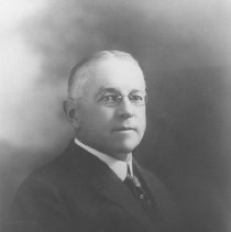 Image of Portrait of Roy Jones - undated