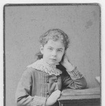 Image of Portrait of Sadie Farquhar - undated