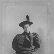 Image of Portrait of Marion Jones Farquhar - undated