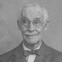 Image of Portrait of Robert D. Farquhar - undated