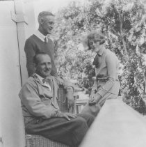 Image of Robert D. Farquhar with Friends - undated