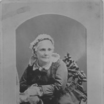 Image of Portrait of  Mary A. Jones - undated