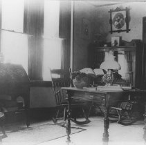 Image of Senator Jones' Study at the Miramar - undated