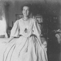 Image of Marion Jones Farquhar, Seated Portrait - undated