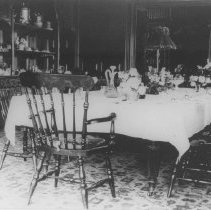 Image of Dining Room at Miramar - undated