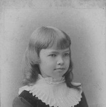 Image of Portrait of Marion Jones - undated