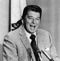 Image of Governor Ronald Reagan - 1976/06/07