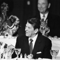 Image of President Ronald and Nancy Reagan - 1985/8/23