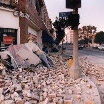 Image of Northridge Earthquake, 1994 - 1994/01/17