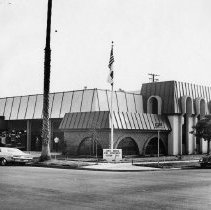 Image of New Station No. 3, Santa Monica Fire Department - 1971/11/12