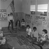 Image of Franklin School class