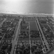 Image of Palisades Tract in Santa Monica - 1969/01/29