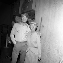 Image of Glen Campbell and  Irene Ryan - 2/18/1971