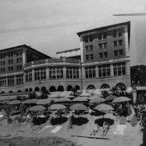 Image of Casa del Mar Hotel, Santa Monica - undated