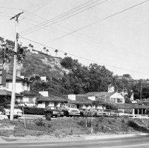 Image of Santa Ynez Inn on Sunset Boulevard in Pacific Palisades - 7/16/1970