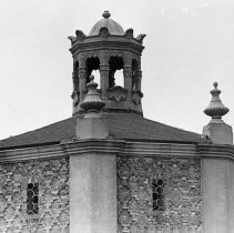 Image of The Parkhurst Building Cupola - undated
