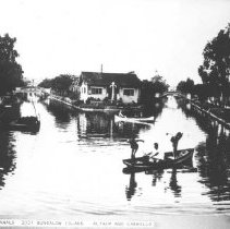 Image of Bungalow Island in Venice - 1924