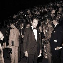 Image of Actor Robert Walker at the Academy Awards, 1966 - 1966/04/18