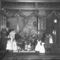 Image of Christmas at Miramar - 1897
