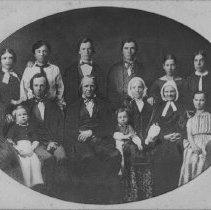 Image of Parents and Siblings of John P. Jones - 1849/01/01-1849/12/31