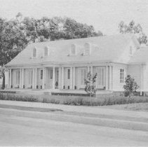 Image of Robert D. Farquhar Residence, San Vicente Boulevard and Seventh Street - undated