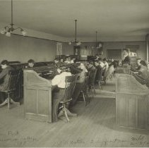 Image of Ocean Park Business College - 1907
