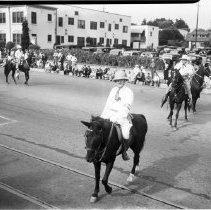 Image of Elks Convention Parade in Santa Monica, 1935 - 1935/09/28